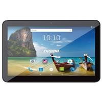 "Планшет Digma Plane 1715T 4G SC9832 4C/1Gb/16Gb 10.1"" TN 1024x600/3G/4G/And7.0/черный/BT/GPS/2Mpix/0"
